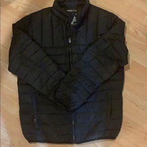 Men's Swisstech lightweight puffer jacket